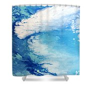 Water Miracles #3 Shower Curtain