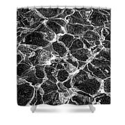Water Pattern Shower Curtain