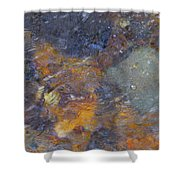 Water Whimsy 172 Shower Curtain