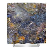 Water Whimsy 175 Shower Curtain
