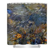 Water Whimsy 178 Shower Curtain