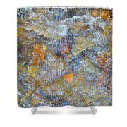 Water Whimsy 179 Shower Curtain