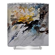 Watercolor 011130 Shower Curtain