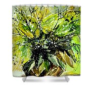 Watercolor 016070 Shower Curtain