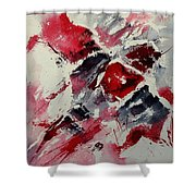 Watercolor  050407 Shower Curtain