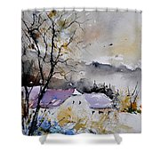 Watercolor 112012 Shower Curtain