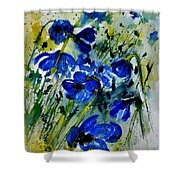 Watercolor 112091 Shower Curtain