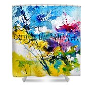 Watercolor 114052 Shower Curtain