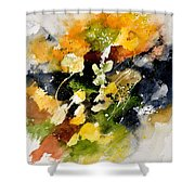 Watercolor 115002 Shower Curtain