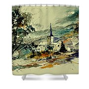 Watercolor 115022 Shower Curtain