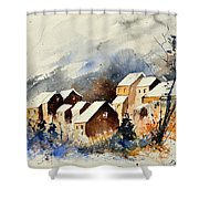 Watercolor 115082 Shower Curtain
