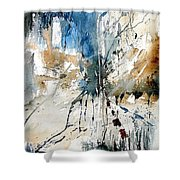 Watercolor 251108 Shower Curtain