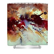 Watercolor 301107 Shower Curtain by Pol Ledent