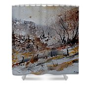 Watercolor 900140 Shower Curtain