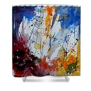 Watercolor  901120 Shower Curtain
