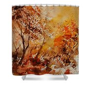 Watercolor 903071 Shower Curtain