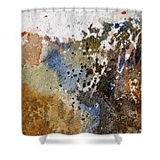 Watercolor 9050223 Shower Curtain