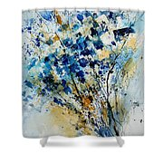Watercolor  907003 Shower Curtain