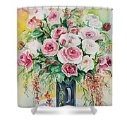 Watercolor Series 10 Shower Curtain