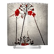 Watered Down Memories Shower Curtain
