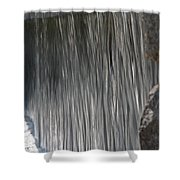 Waterfall Shower Curtain