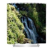 Waterfall I Shower Curtain