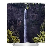 Waterfall In Washington Shower Curtain