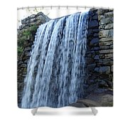 Waterfall Of The Grist Mill Shower Curtain
