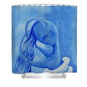Waterfall Rainbow Soul Collection Shower Curtain