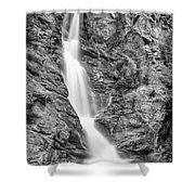 Waterfall Study 1 Shower Curtain