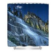 Waterfall Trail Shower Curtain