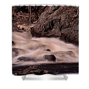 Waterfalls #1 Shower Curtain