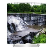 Waterfalls Cornell University Ithaca New York 05 Shower Curtain