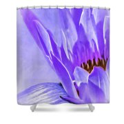 Waterlily Dreams Shower Curtain