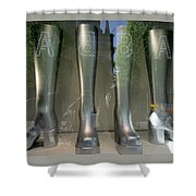 Waterloo Shower Curtain