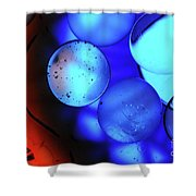 Waterscape 14 Shower Curtain