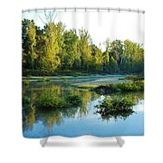 Waterscape #46 Shower Curtain