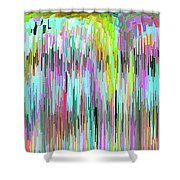 Watershed Shower Curtain