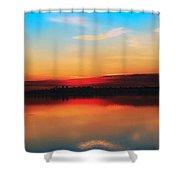 Waterside Shower Curtain