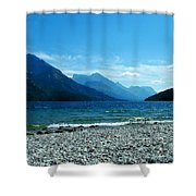 Waterton Beachcomber Shower Curtain
