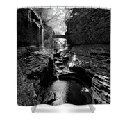 Watkins Glen Shower Curtain