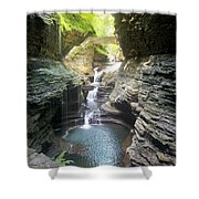 Watkins Glen State Park Shower Curtain