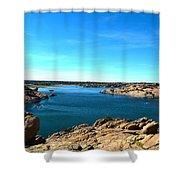 Watson Lake Shower Curtain
