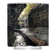 Watkins Glen 1 Shower Curtain