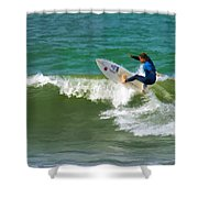 Wave Is Mine Shower Curtain
