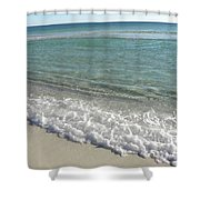 Wave Shower Curtain