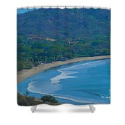 Wave To Me Shower Curtain