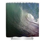 Wave, Tubetime Shower Curtain