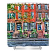 Waverly Place Townhomes Shower Curtain