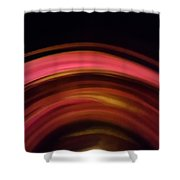 Waves Of Rose Shower Curtain